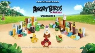 angry birds la película cerdito rodeo mc donalds 2016