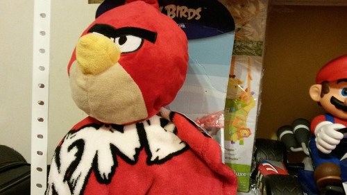 angry birds manta y titere nuevo