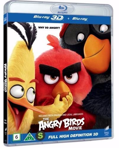 angry birds film svenska
