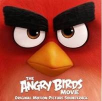 angry birds movie original soundtrack ost cd nuevo