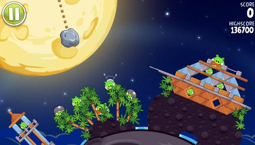 angry birds space (pc) (juego fisico)