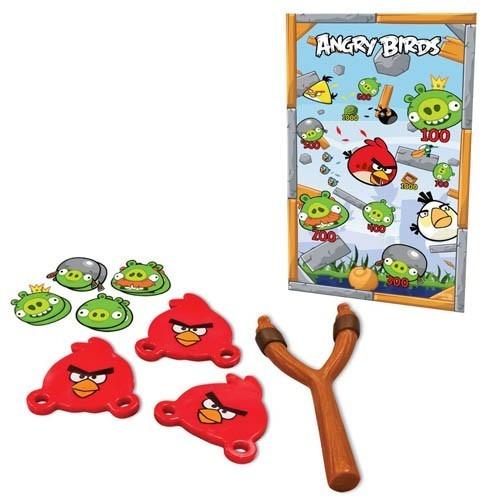 angry birds splat strike gomera  - jugueteria aplausos