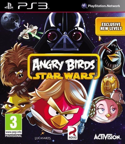 angrybirds starwars playstation3 ( el bueno y barato)