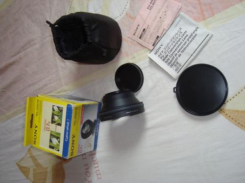 angular para camaras lente sony gran