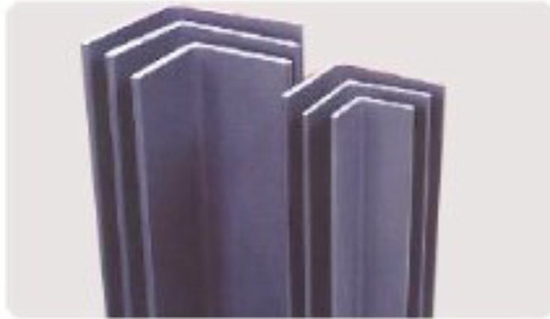 angulo hierro negro 65x65x6mm x 6 mts