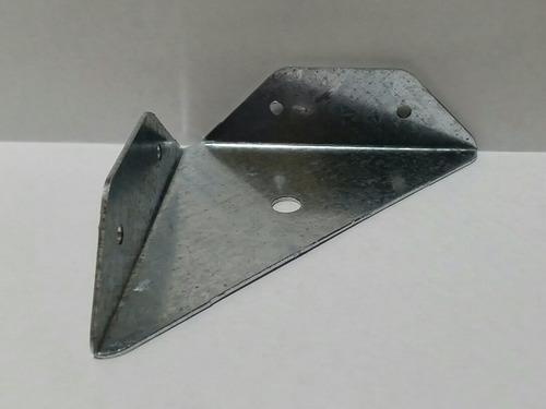angulos soporte para alacena interno x 10 unidades