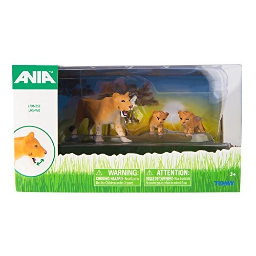 62790d5d10acf Ania Animal Pack Ania Serie De Animales Leona Con Cachorros