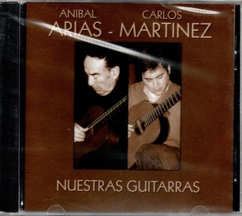 anibal arias / carlos martinez