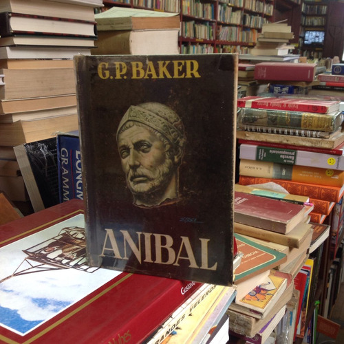 aníbal. g. p. baker. editorial diana.