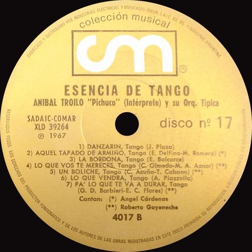 anibal troilo - esencia del tango