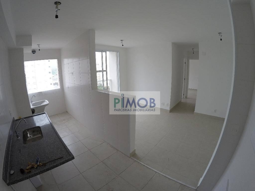 anil - novíssimo apartamento de primeira locação em condomínio com infraestutura. - ap0470