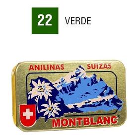 Anilinas Montblanc® Cajita Dorada
