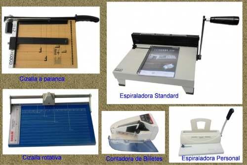anilladora encuadernadora dasa standard margen fijo oficio