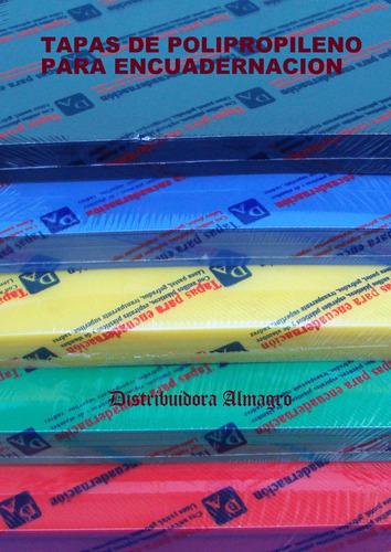 anilladora encuadernadora espiraladora+100tapas+50 espiral