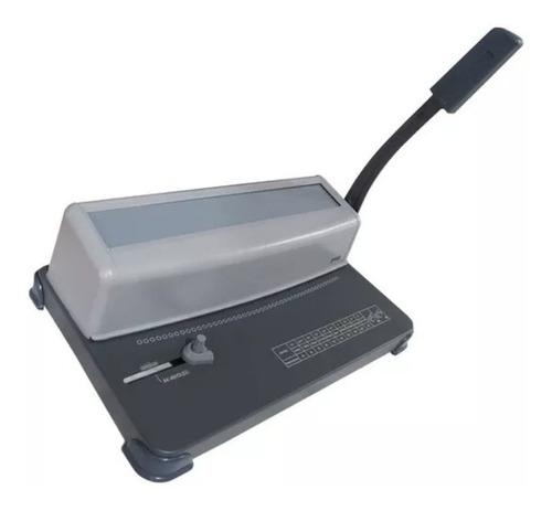 anilladora espiralera perforadora metal 44102/ envío gratis!