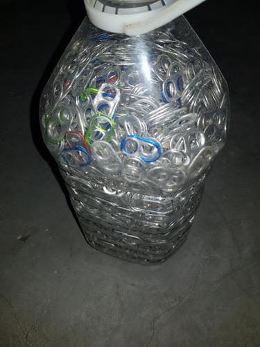 anillas latas de aluminio para manualidades 1.8 kg