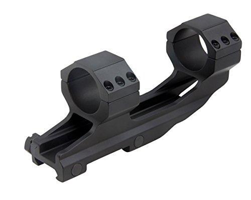 anillas montaje para ar cantilever 30 mm