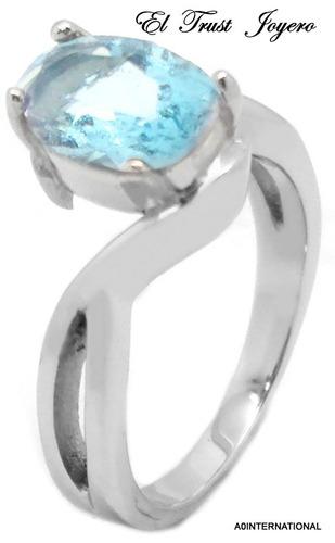 anillo acero acero collection internacional calidad garantia