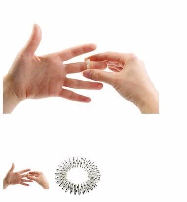 anillo acupresion