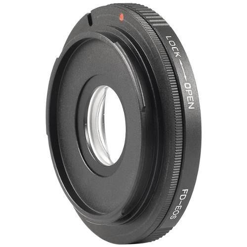 Anillo Adaptador Canon Fd Lens A Canon Eos Bodies Foco Infin