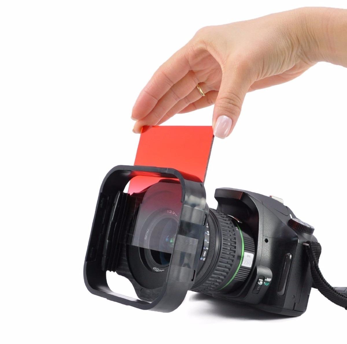 Genérico 48 mm Filtro Anillo Adaptador Para Cokin Serie A