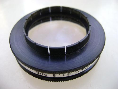anillo adaptador filtros cámaras