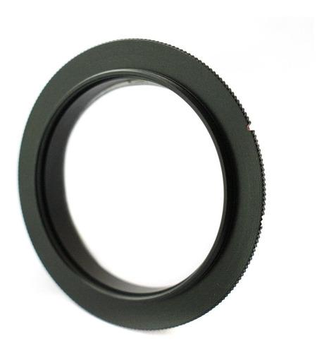 anillo adaptador reversible 52mm a camara nikon