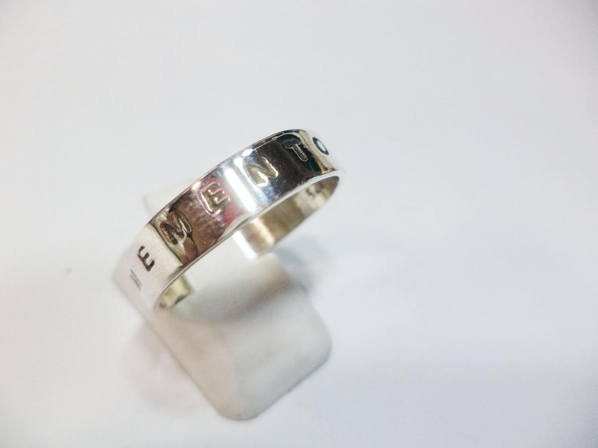 d2342025fab5 anillo alianza plata nombre frases letras personalizado. Cargando zoom.