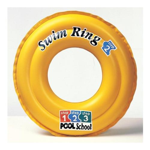 anillo aro flotador inflable 51 cm piscina 58231 intex