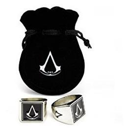 anillo assassins creed iii de freedom limited collectors edi