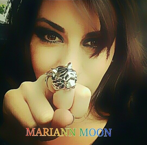 anillo celebritys articulado gato atigrado mariann moon