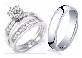 Anillos De Compromiso, Argollas De Matrimonio, Dajemi Joyas ...