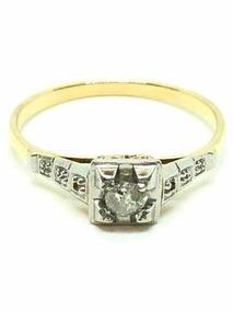 aeffa83ae988 Cintillo Oro Con Diamante - Joyas y Relojes en Mercado Libre Argentina