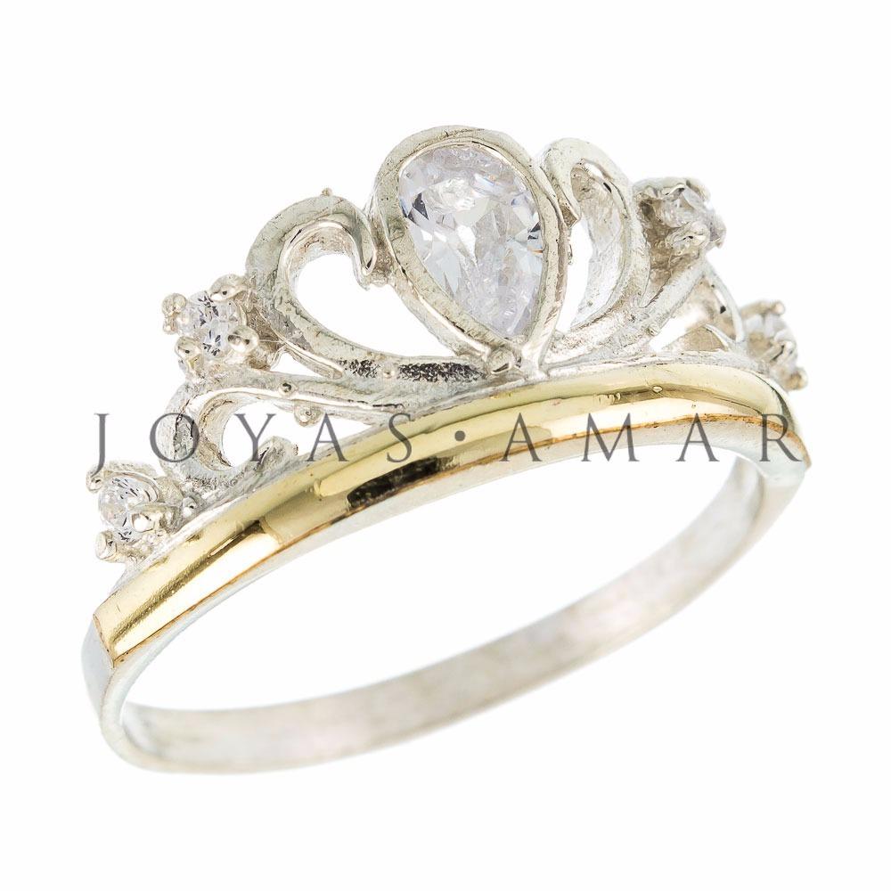 98918c853138 anillo compromiso corona anillo plata oro piedra envio. Cargando zoom.