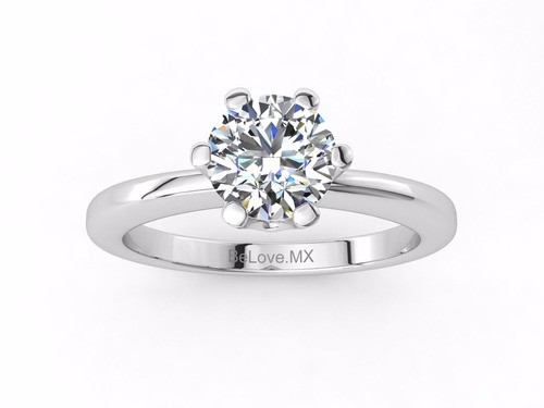 anillo compromiso diamante cultivado forever classic 0.50ct