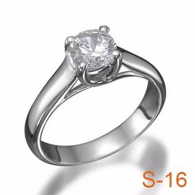 ebd7bb2d7e47 Anillo De Compromiso Con Diamantes - Anillos Oro en Mercado Libre México