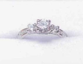 14df47d91e62 Anillo Compromiso Diamante Ruso - Anillos en Mercado Libre México