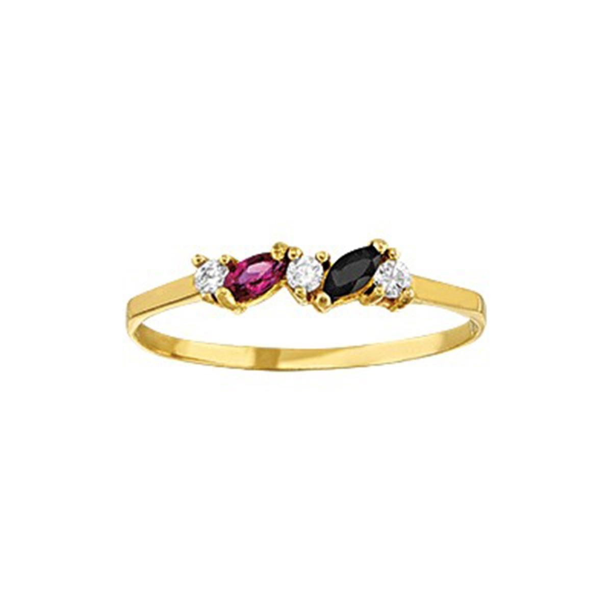 a69a1656f927 anillo compromiso y matrimonio oro 10k 7 diamantes sintetico. Cargando zoom.