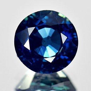 anillo con zafiro natural de .35 ct.  envío gratis!