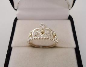 917f5de87030 Anillo Corona - Anillos de Oro y plata en Mercado Libre Argentina