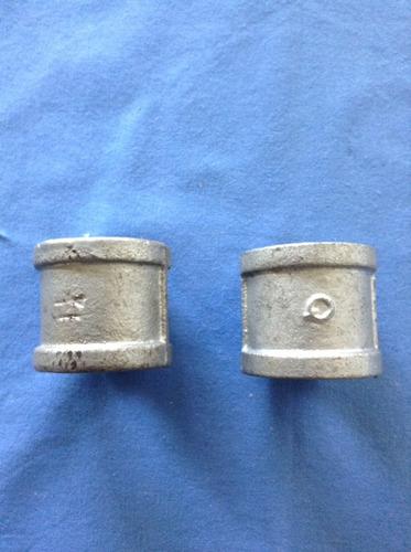 anillo de 1-1/4 pulgadas galvanizado
