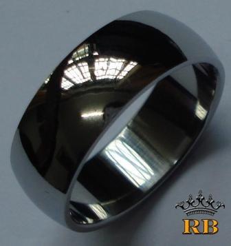anillo de acero cardinal  cuarta caña gruesa.