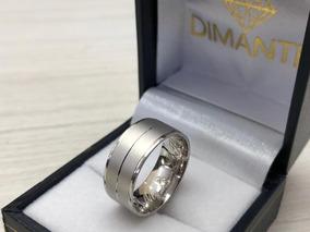 9e1e71d3e714 Anillo De Oro Blanco 10k Con Diamantes - Joyería en Mercado Libre México
