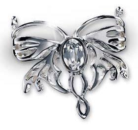 anillo de compromiso de arwen  elfos hadas bodas amor eterno