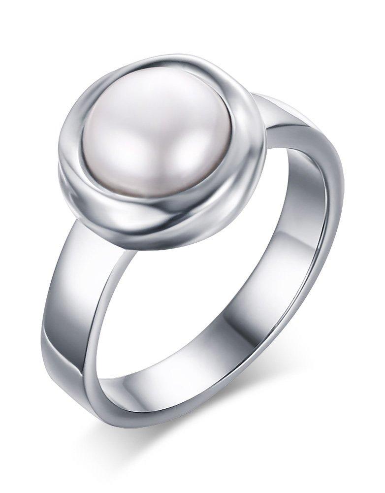 07d2f8808cdf anillo de compromiso de perlas cultivadas de agua dulce d. Cargando zoom.