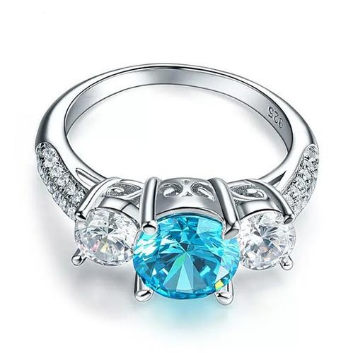 Resultado de imagen para piedra central anillo piedra