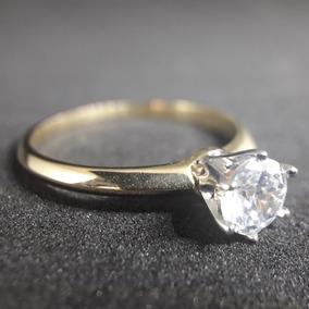 295654499483 Anillos De Compromiso Oro Amarillo 14k - Anillos Oro Diamantes en Mercado  Libre México
