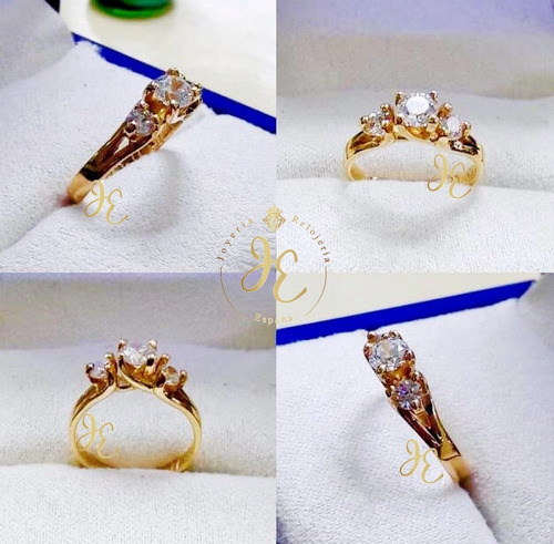 anillo de compromiso oro amarillo 18k suizo ac_123 jespaña