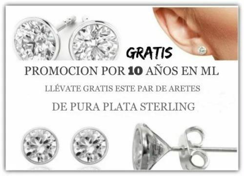 anillo de compromiso plata baño de oro 14kt marloz1