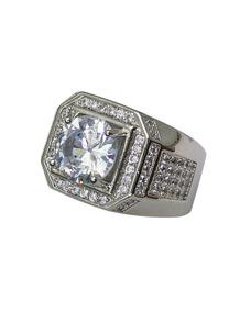 e4b9e660886f Anillo En Forma De Herradura Anillos Oro Diamantes - Joyería en ...